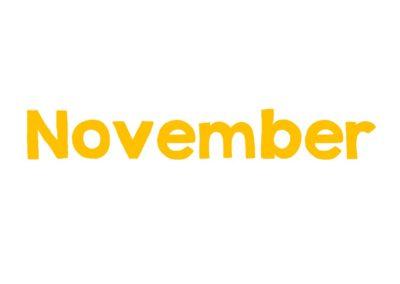 November title 2
